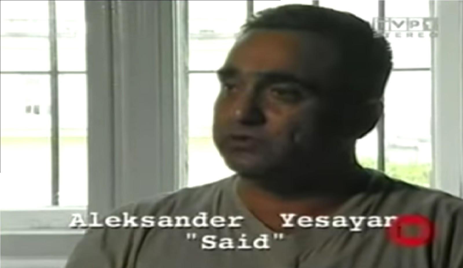 Aleksader Yesayar czyli Said