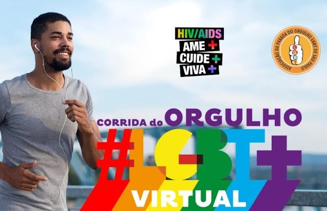Parada LGBT de SP realiza corrida virtual solidária, saiba como participar