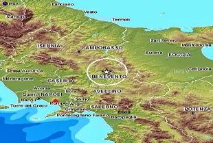 Sisma Benevento