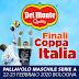 Emozioni alla radio 1526: Finale C.Italia Volley, CIVITANOVA-PERUGUA (23-2-2020)