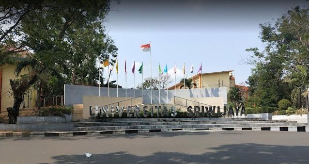 Landmark Unsri Kampus Palembang