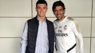 Official: Real Madrid sign Juanma Hernandez from Malaga