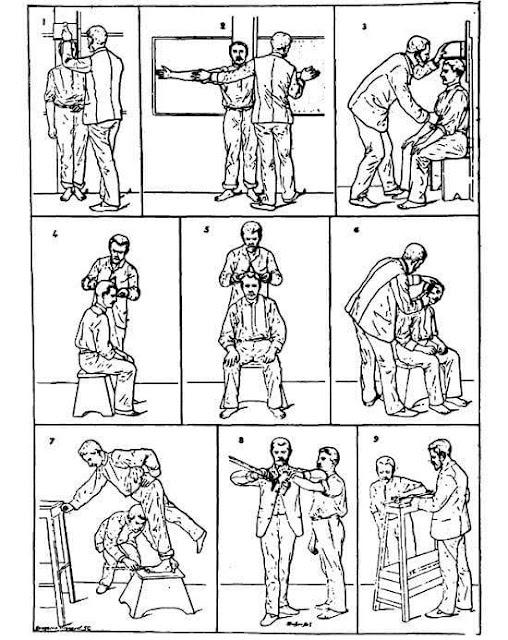 Sejarah Antropometri: Alphonse Bertillon (1853-1914)