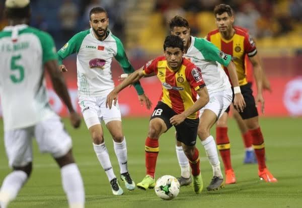 مشاهدة مباراة الرجاء البيضاوي والترجي التونسي