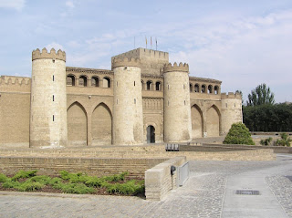 Al Jaferia Palace in Spain
