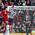 Virgil van Dijk, 10-Man Liverpool Beat Brighton 2-1 in Premier League
