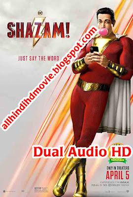 Shazam 2019 Dual Audio HD Download