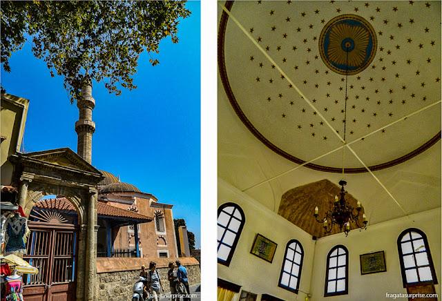 Biblioteca Muçulmana do Século 18, em Rodes, Grécia