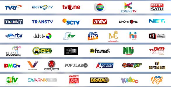 Daftar Channel Ninmedia TiviPlus Terbaru