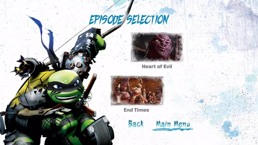 Nickalive First Look At Nickelodeon S New Tmnt Dvd Tales Of The Teenage Mutant Ninja Turtles Super Shredder
