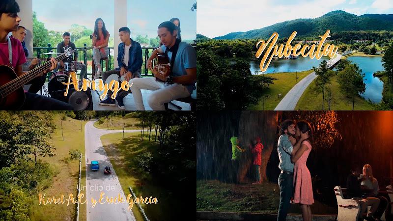 AMYGO - ¨Nubecita¨ - Videoclip - Dirección: Karel A. C. - Erick García. Portal Del Vídeo Clip Cubano. TOP TEN 7D. Cuba