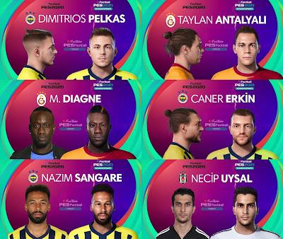 PES 2021 Facepack Turkey Süper Lig by PES Football Turkey
