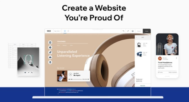 website as your virtual home