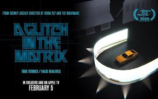 glitch  in Matrix