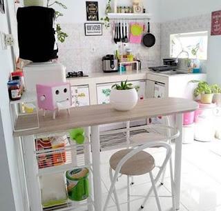 harga dapur minimalis