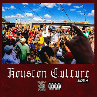 Dj Young Samm - Houston Culture (Side A)