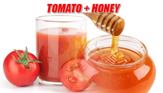 Petua Memutihkan Muka Dengan Tomato