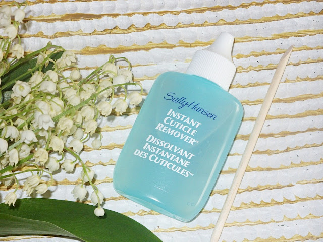 Preparat do usuwania skórek Instant Cuticle Remover, Sally Hansen
