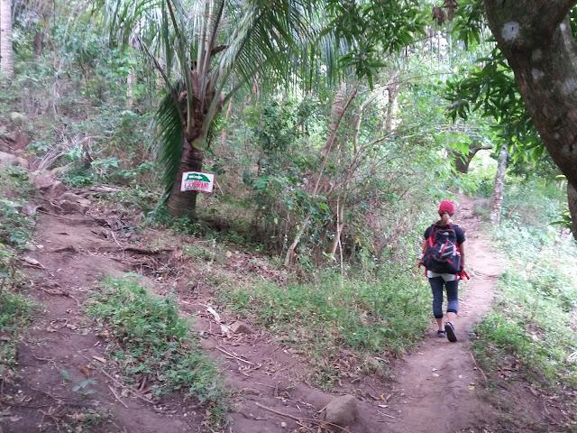 Mt. Sembrano Trail