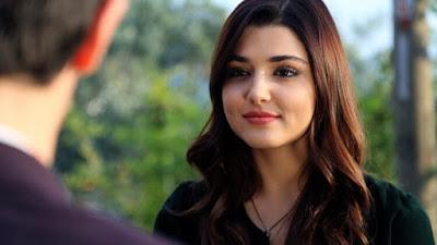 نبذة عن الممثلة التركية هاندا إرتشل Hande Erçel