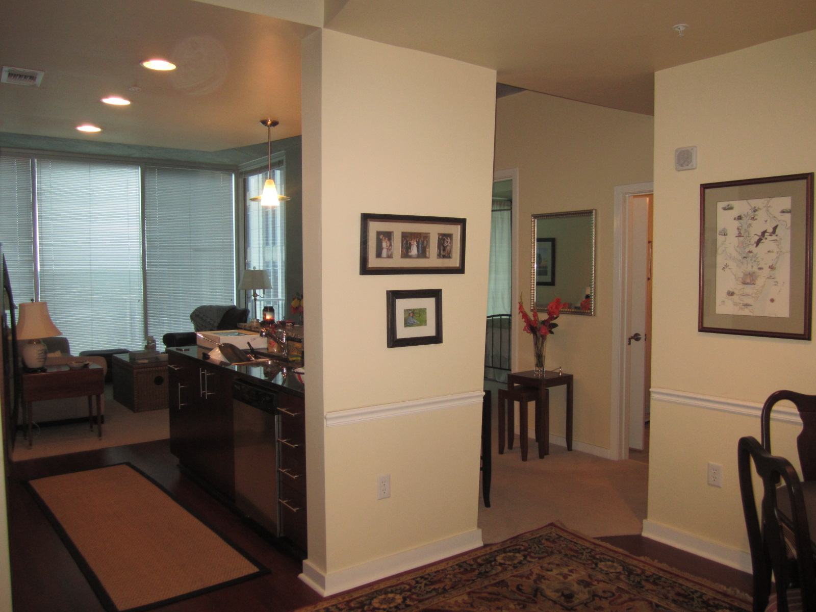 Creamy Is The Trim And Jersey Cream Wall Of Course They Choose Other Colors For Rooms But This Main Color Living Areas