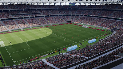 PES 2020 Stadium Puskas Arema