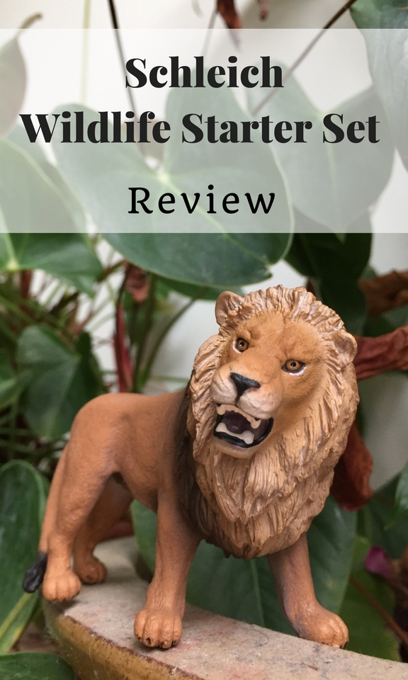 Schleich Wildlife Starter Set Review