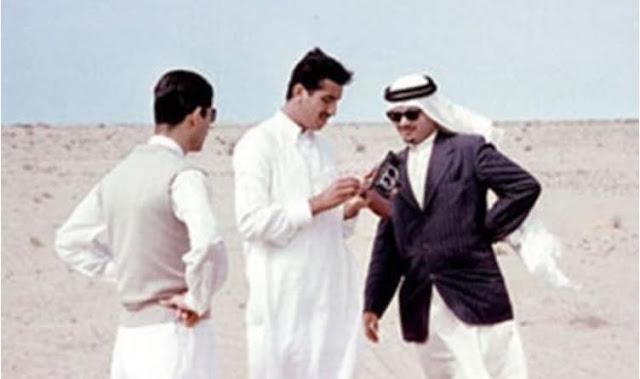 King Salman with his personal Camera 60 years ago - Saudi-Expatriates.com