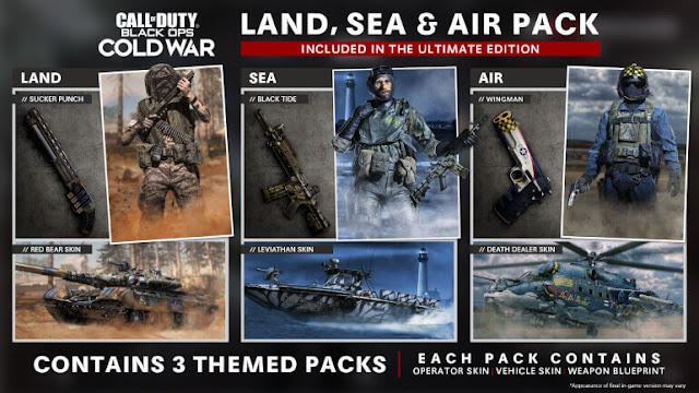 تعرف على لعبة كول أوف ديوتي: بلاك أوبس كولد وور : Call of Duty : Cold War [ شخصيات & تاريخ الاطلاق ]