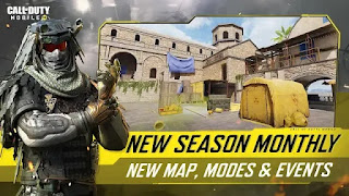 COD Mobile MOD apk and obb