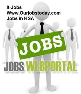 IT Jobs in Riyadh in KSA Feb-2020 وظائف في الرياض