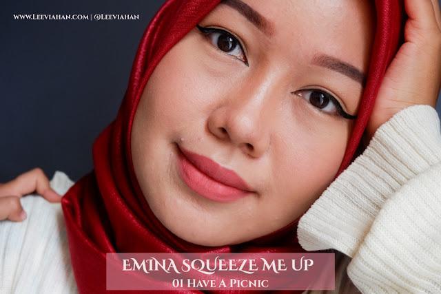Emina Squeeze Me Up Lip Matte 01 Have A Picnic