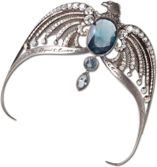 Marie Poutine's Jewels & Royals: The Diadem of Rowena ...
