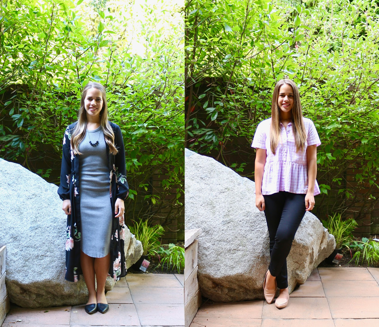 Jules in Flats - June Outfits Week Three (Business Casual Workwear on a Budget)