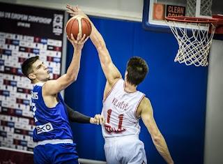 Εθνική Εφήβων: Κροατία-Ελλάδα 67-76 για την 3η αγωνιστική του Α΄ Ομίλου του Ευρωπαϊκού Πρωταθλήματος. - Τσουμάνης: «Αύριο ο τελικός των τελικών» - Βλασσόπουλος: «Δεν μας ξεγελούν οι δύο ήττες της Γαλλίας»