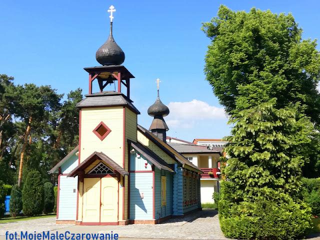 Cerkiew św. Michała Archanioła w Ciechocinku woj. kujawsko - pomorskie - CZYTAJ DALEJ
