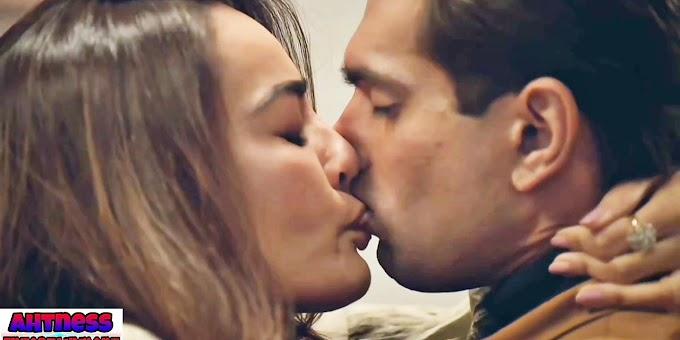Surbhi Jyoti kissing scene - Qubool Hai 2.0 (2021)  HD 720p