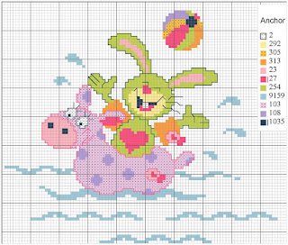 Stitch the baby pattern free