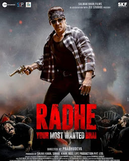 Download Radhe: Your Most Wanted Bhai Full HD Movie
