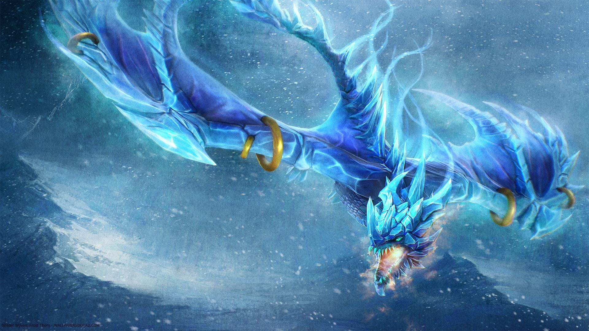 a2 - [Dota Auto Chess] Rồng Băng - Winter Wyvern ra mắt, gia nhập họ nhà Rồng!