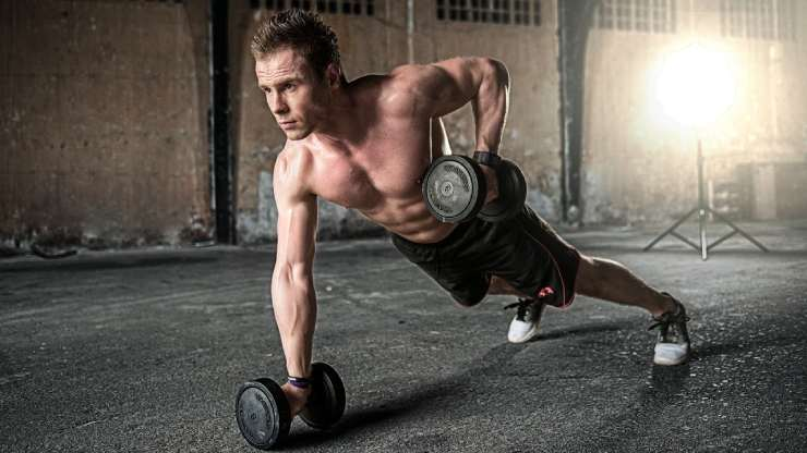 8 Best Dumbbell Exercises Ever