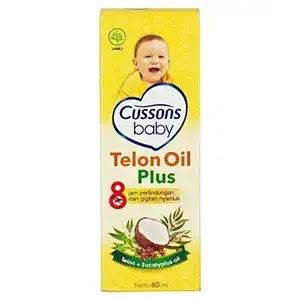 cussons baby telon oil plus