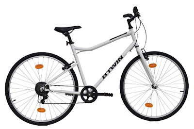 Btwin Riverside 100, best bicycle in india