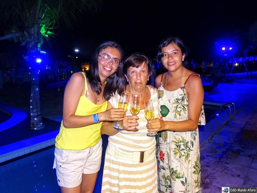 Onde ficar em Natal (RN) - reveillon no D Beach Resort