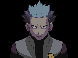 Pokémon Platinum Cyrus