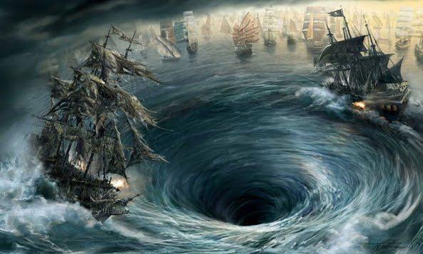 Resultado de imagem para navio pirata fantasma