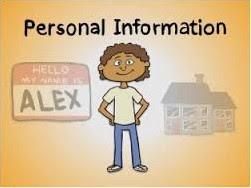 Asking and Giving Personal Information in English - Kosakata & Contoh percakapan