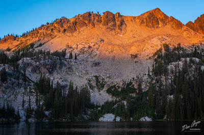 Image of Alpine Lake, Sawtooths