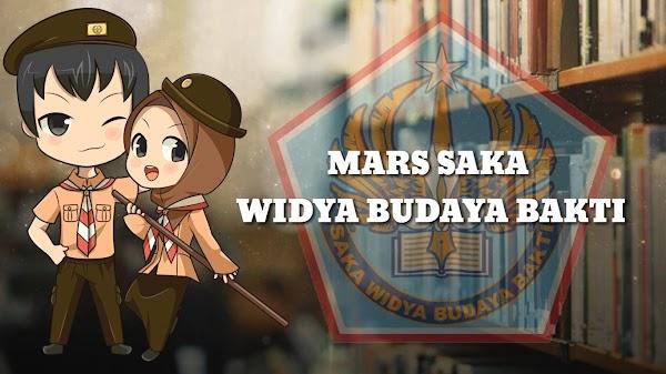 Mars Saka Widya Budaya Bakti