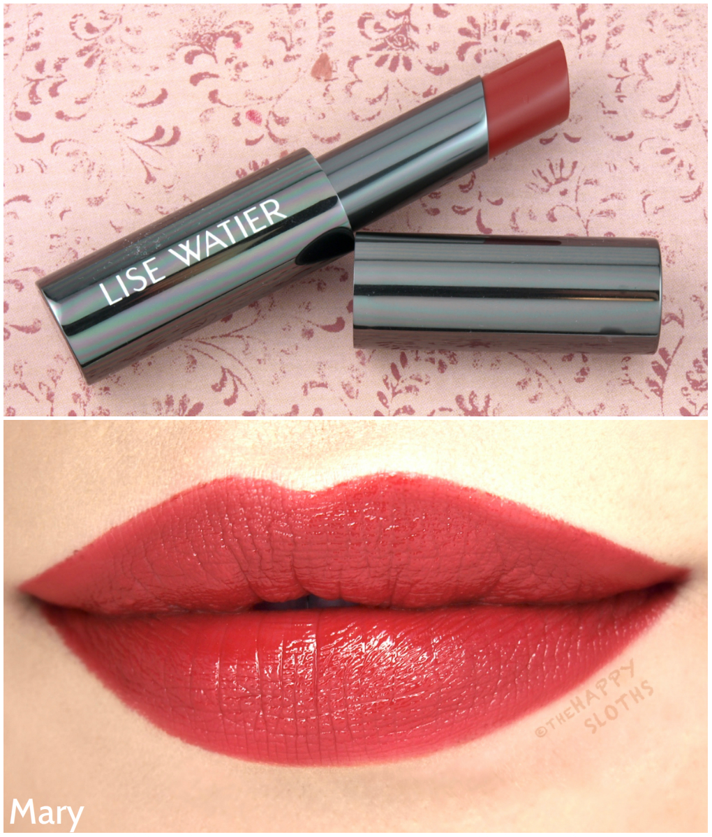 Lise Watier Rouge Intense Supreme Mary